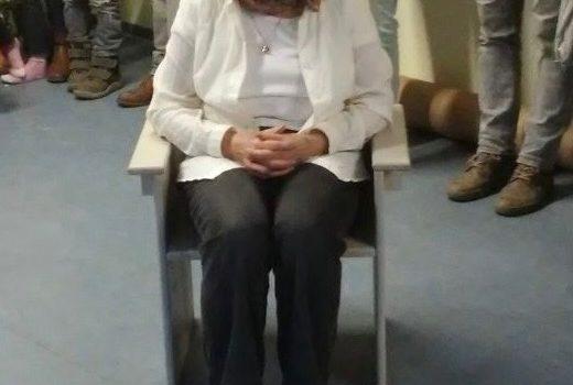 Abschiedsfeier Frau Wehrle