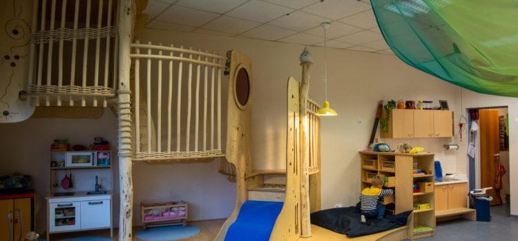 Neue Fotos unseres Kindergartens